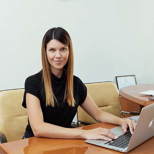 Тетяна Дашевська